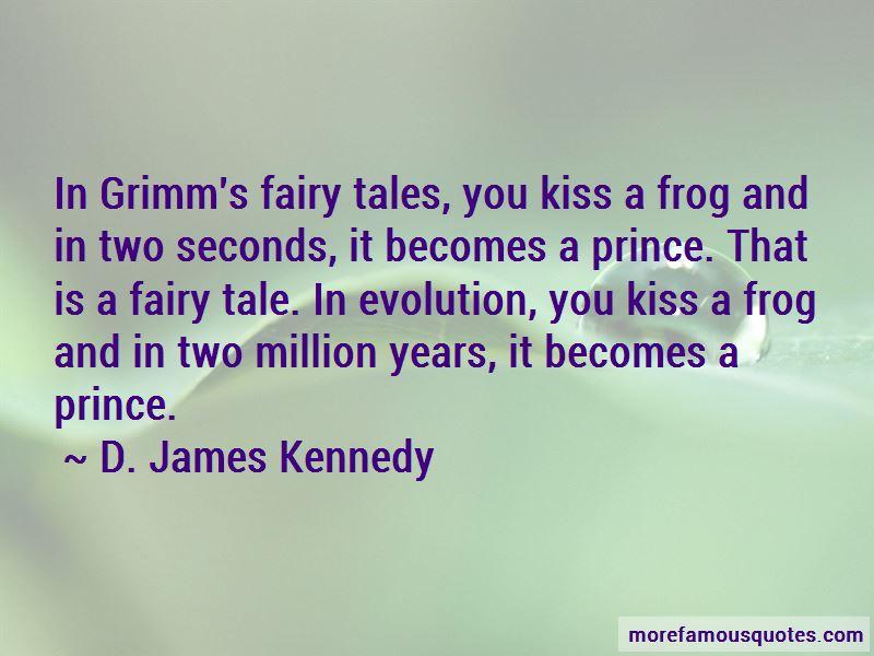 Kiss Frog Prince Quotes