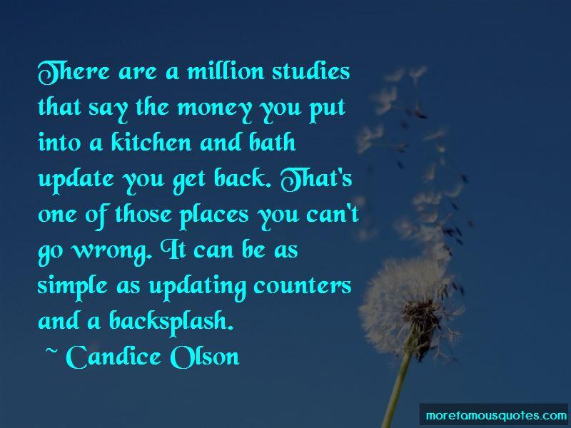 Kitchen Backsplash Quotes