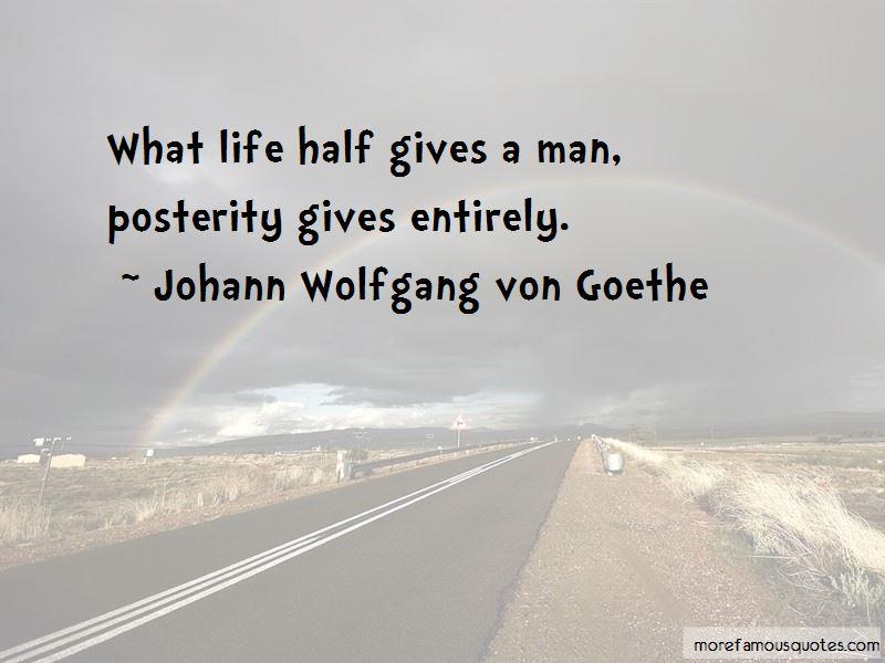 Life Half Quotes