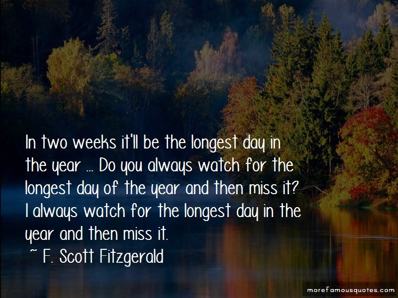 Longest Day Of The Year Quotes Pictures 2