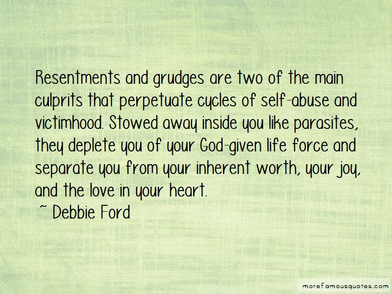 Love Abuse Quotes