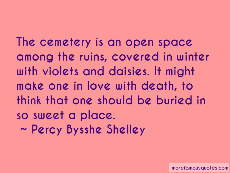 Love Among The Ruins Quotes Pictures 2