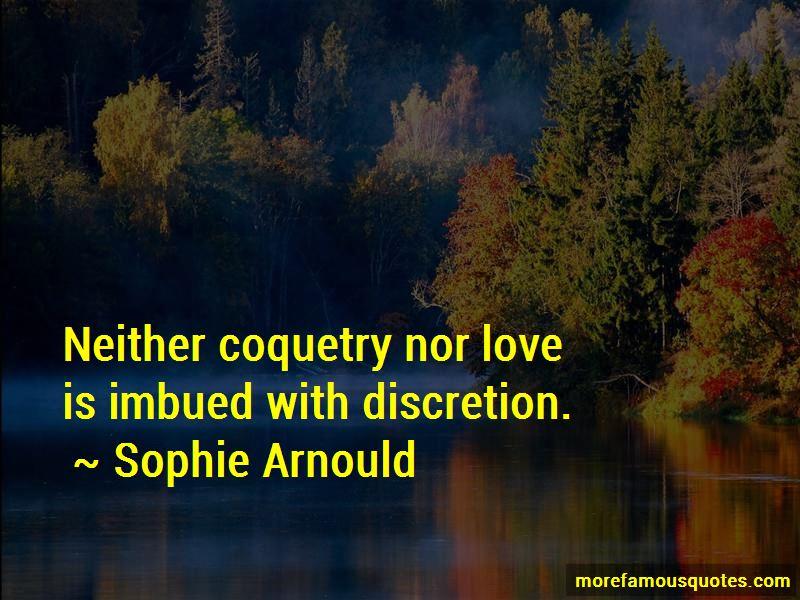 Love Discretion Quotes Pictures 2