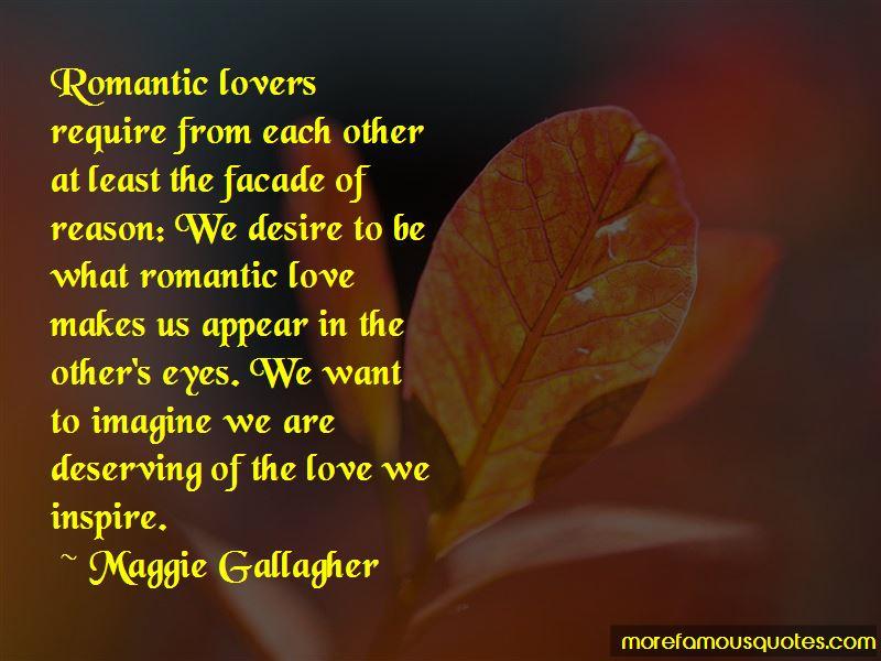 Love Facade Quotes