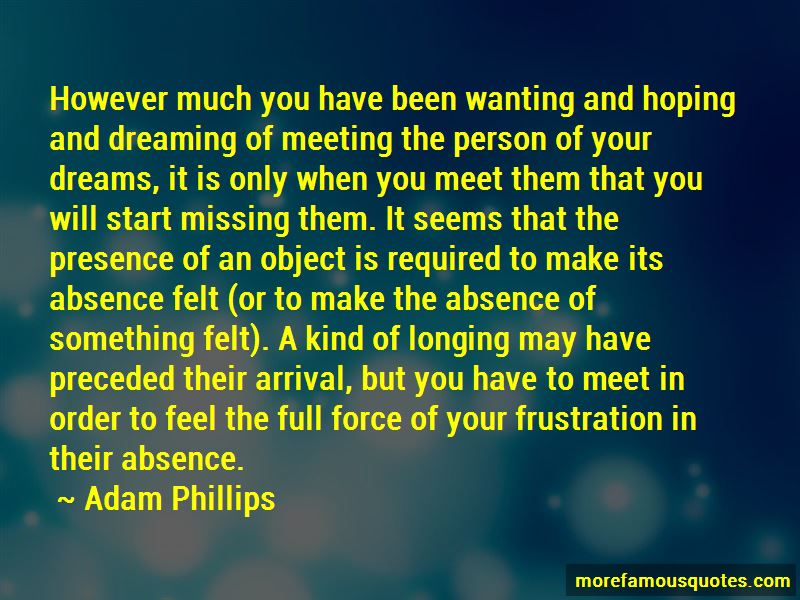 Make Your Presence Felt Quotes Pictures 3