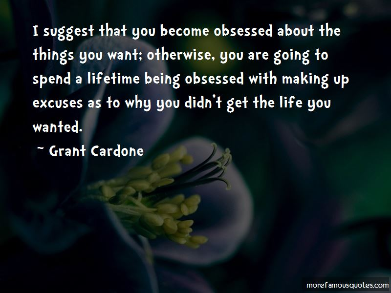 Making Up Excuses Quotes Pictures 3