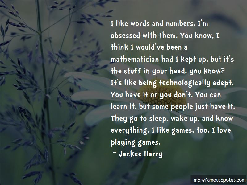 Mathematician Love Quotes