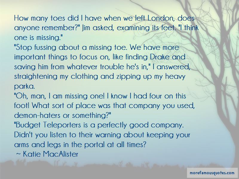 Missing Your Company Quotes