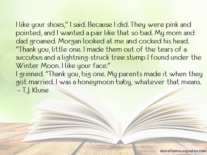 Mom Dad And Baby Quotes: top 10 quotes about Mom Dad And ...