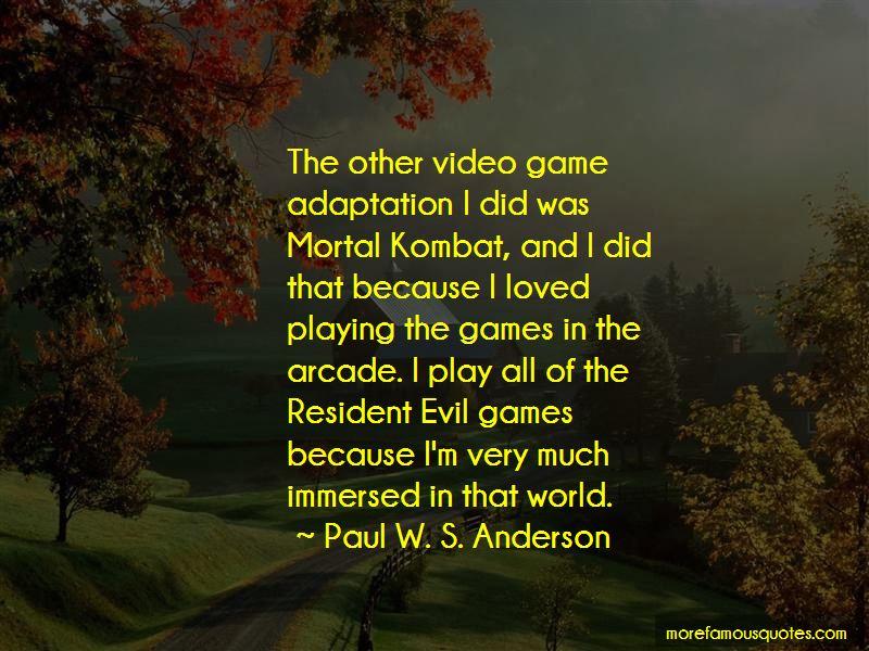 Mortal Kombat Game Quotes