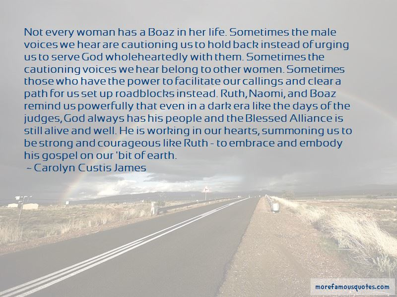 My Boaz Quotes Pictures 4