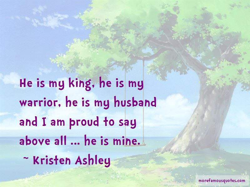 My Husband Is Proud Of Me Quotes Pictures 4