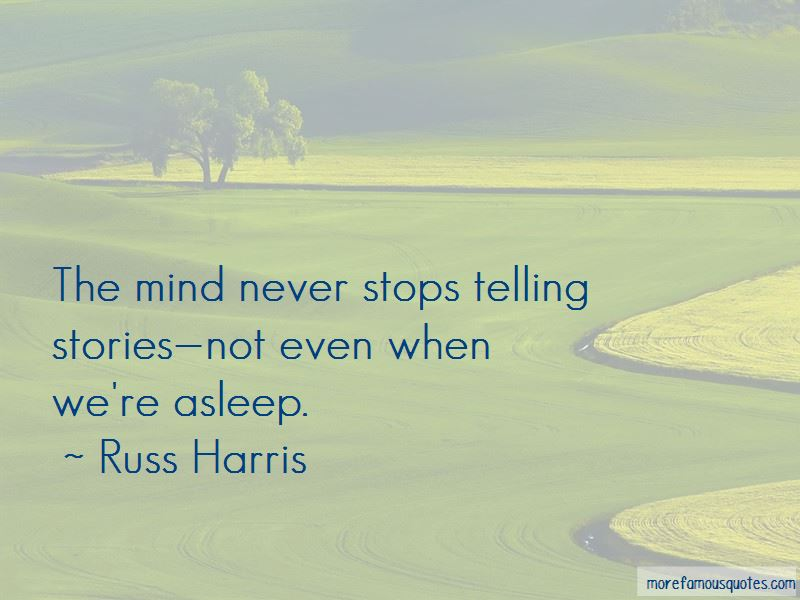 My Mind Never Stops Quotes Pictures 2