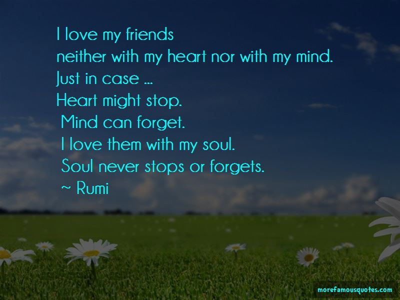My Mind Never Stops Quotes Pictures 3