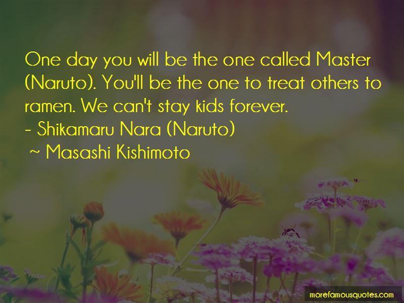 Naruto Ramen Quotes