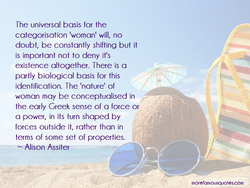 Nature Of Woman Quotes