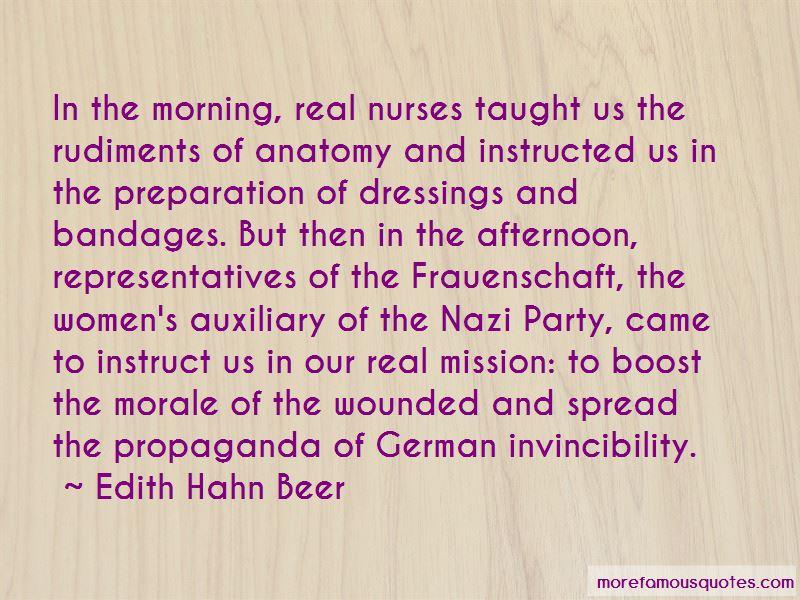 Nazi Party Propaganda Quotes