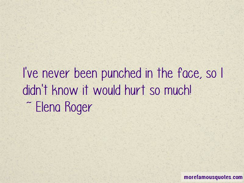 Never Hurt So Much Quotes