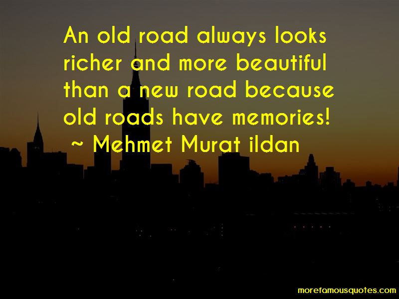 New Road Quotes