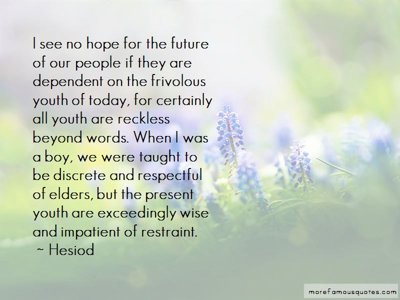 No Hope For The Future Quotes Pictures 2