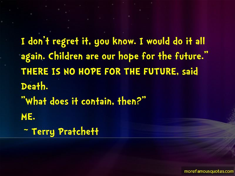 No Hope For The Future Quotes Pictures 4