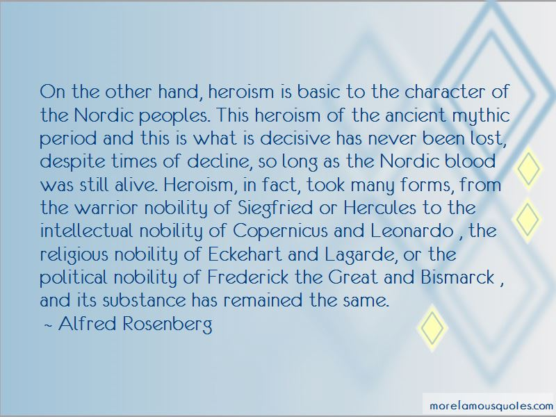 Nordic Warrior Quotes
