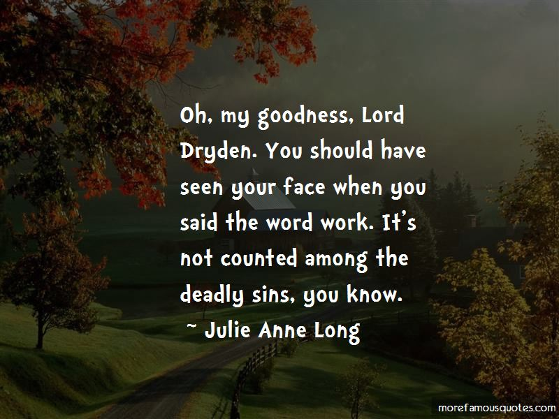Oh My Goodness Quotes