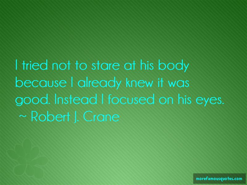 On His Eyes Quotes Pictures 2