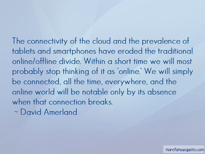 Online Offline Quotes