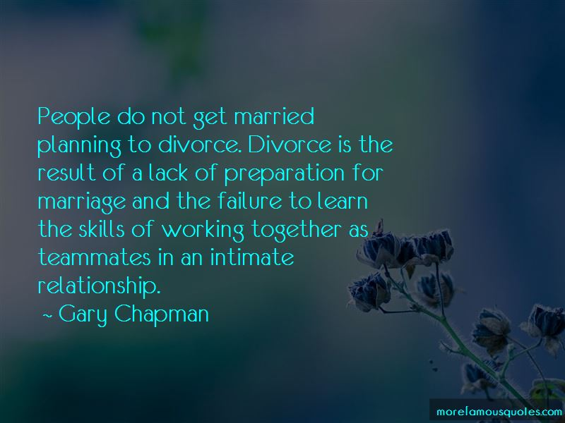 Planning Marriage Quotes