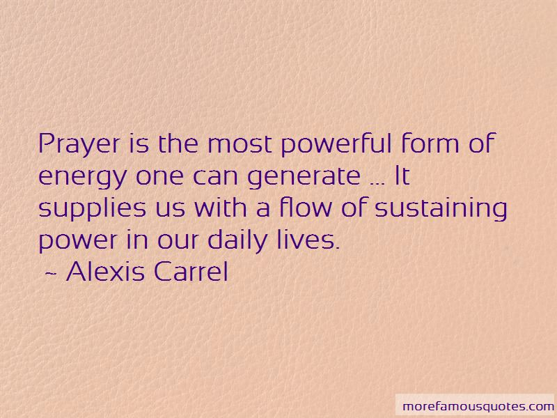 Prayer Is The Most Powerful Quotes