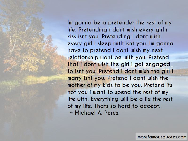 Pretending Everything Ok Quotes Pictures 2