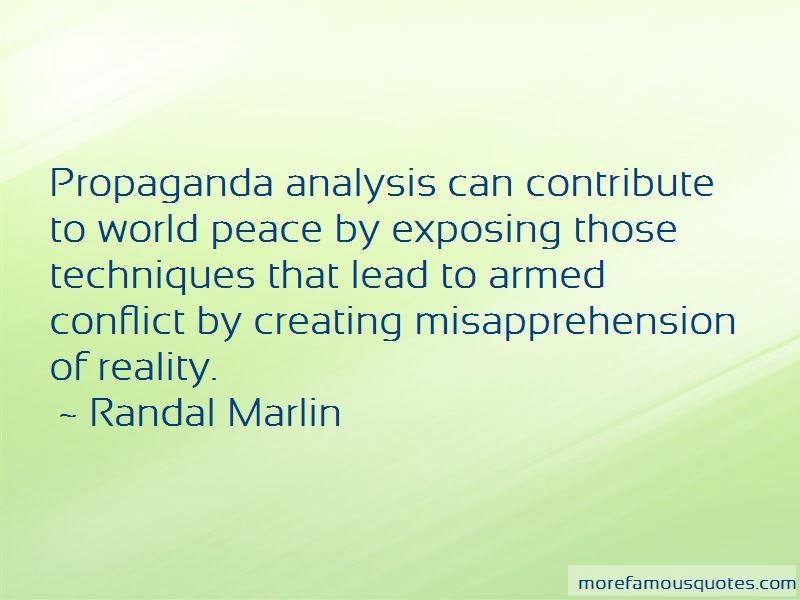 Propaganda Techniques Quotes Pictures 2