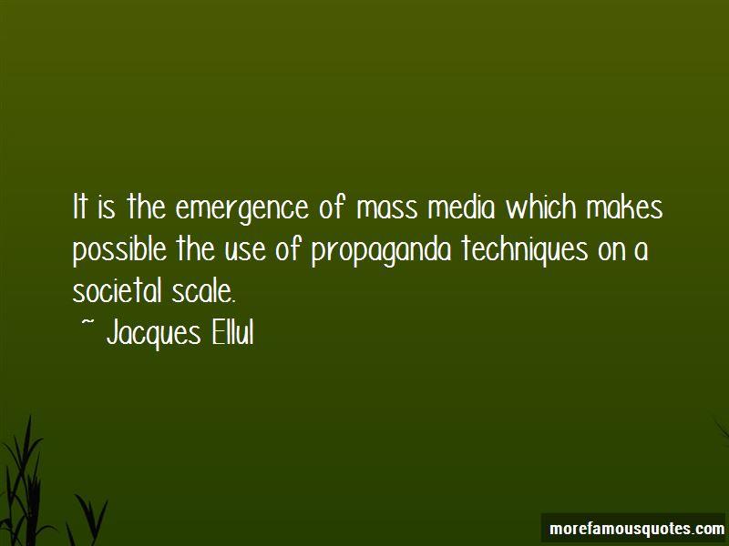 Propaganda Techniques Quotes
