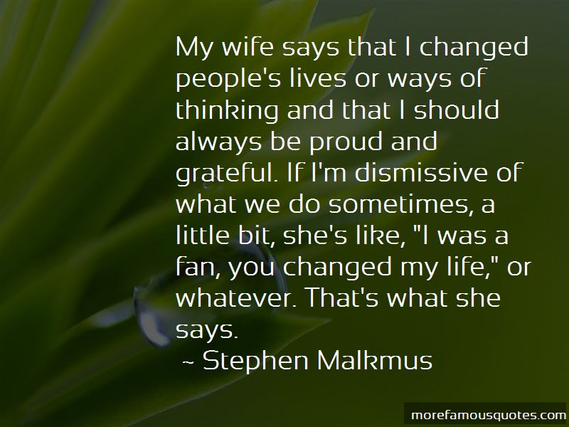 Proud Of Wife Quotes