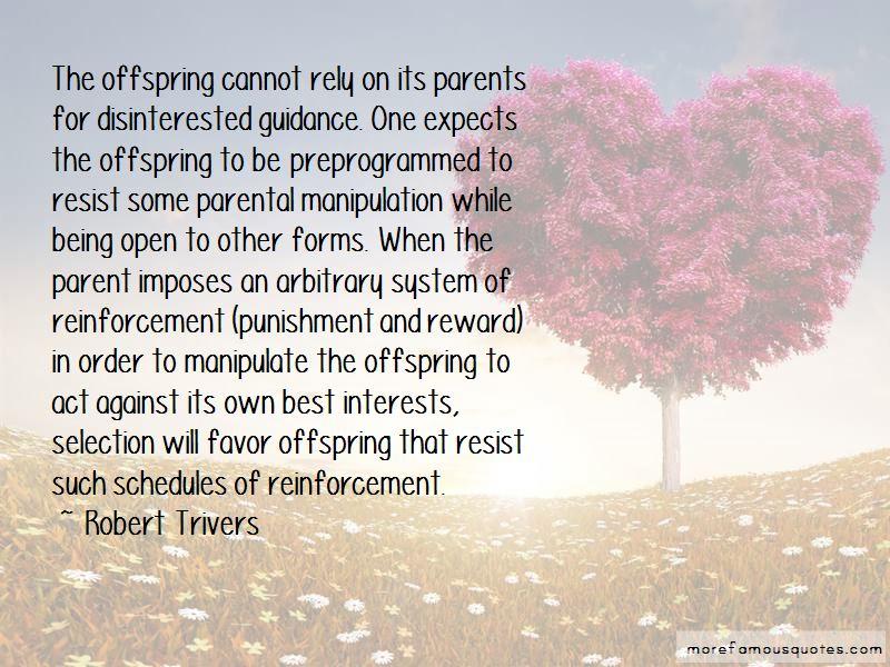Punishment And Reward Quotes