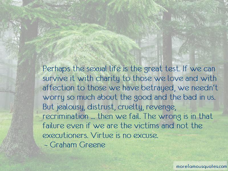 Revenge Love Failure Quotes