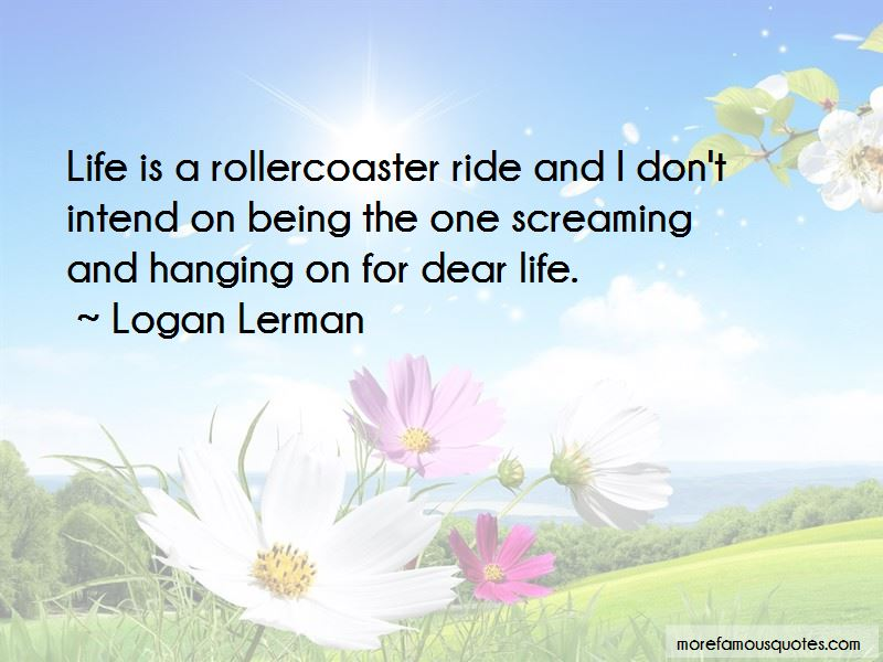 Rollercoaster Quotes Pictures 2