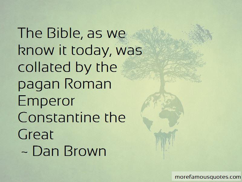 Roman Emperor Constantine Quotes