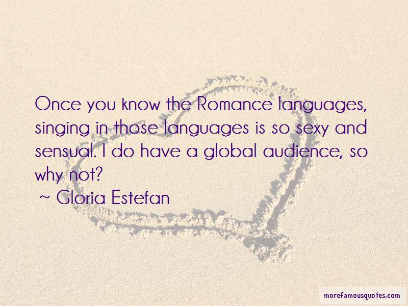 Romance Languages Quotes Pictures 3