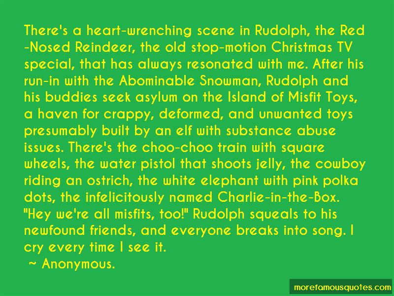 Rudolph The Red Nosed Quotes Pictures 2