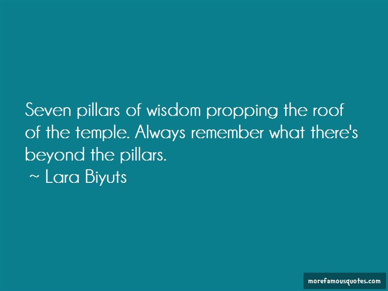 Seven Pillars Quotes Pictures 2