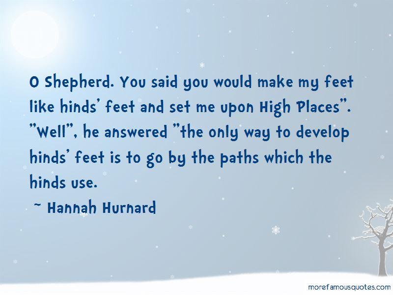 Shepherd Quotes Pictures 3