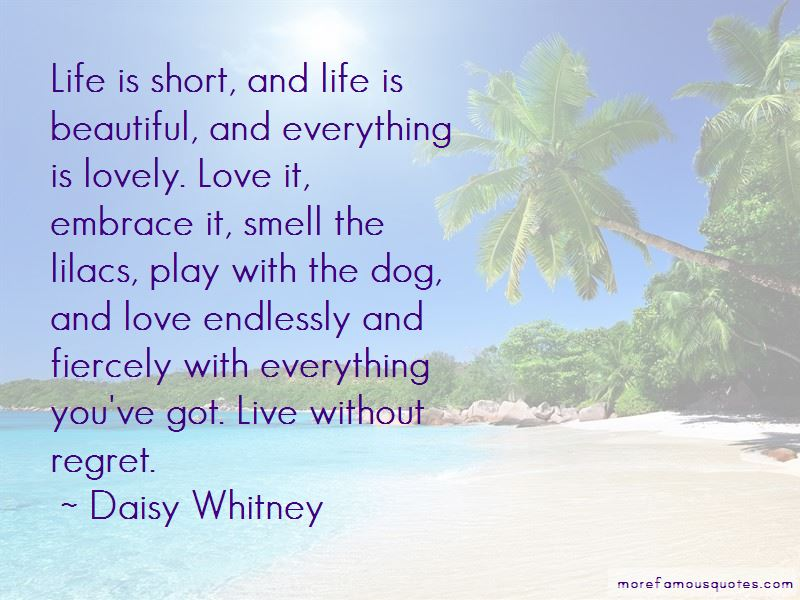 Short Dog Quotes Pictures 4