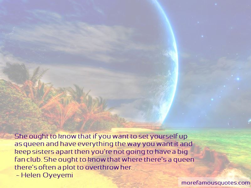 Sisters Apart Quotes
