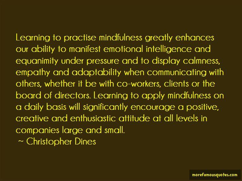 Small Positive Attitude Quotes