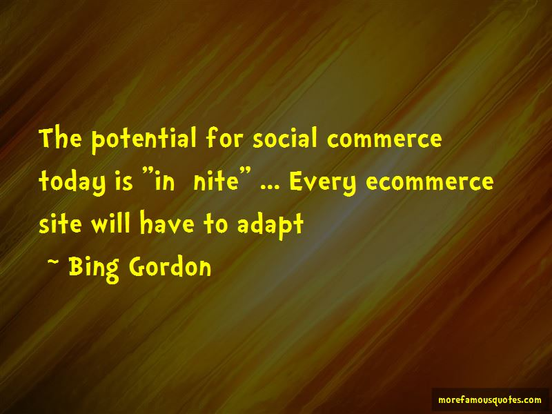 Social Commerce Quotes