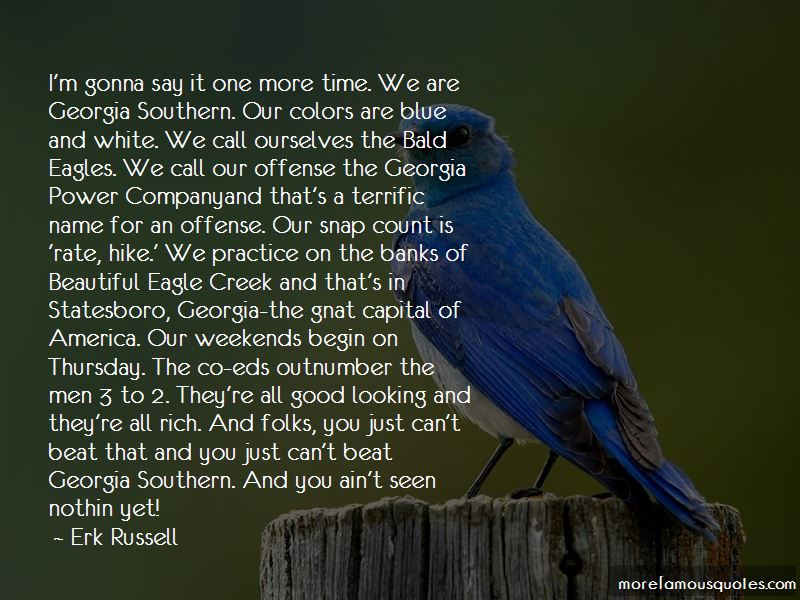Southern Folks Quotes