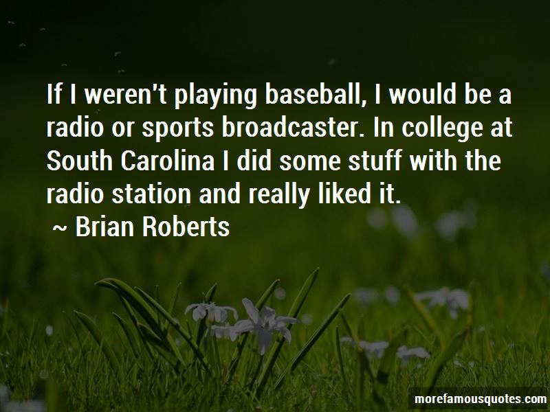 Sports Broadcaster Quotes