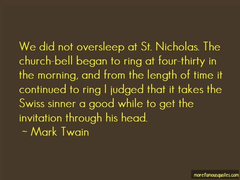 St Nicholas Quotes